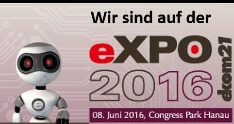 druckerfachmann.de auf der eXPO2016 – dem kommunalen IT-Forum der Extraklasse