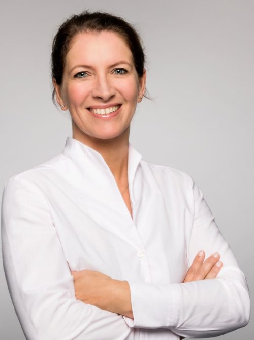 Portrait der Geschäftsführerin Doreen Deubner