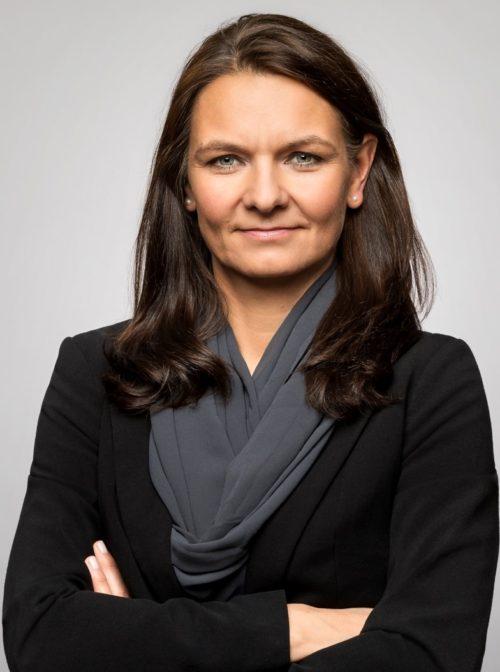 Portrait der Geschäftsführerin Ivonne Schlottmann