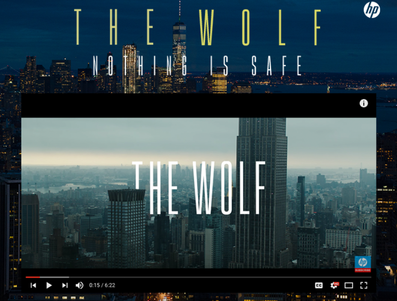 The Wolf Banner groß